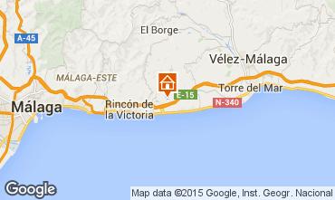 Mapa Vélez Málaga Apartamento 34855