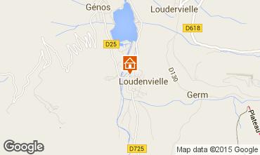 Mapa Loudenvielle Apartamento 95454
