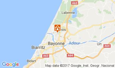 Mapa Bayona Villa 108315