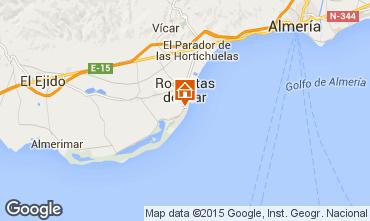 Mapa Roquetas de Mar Apartamento 49476