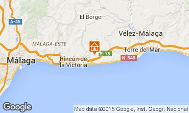 Mapa Vélez Málaga Apartamento 55895