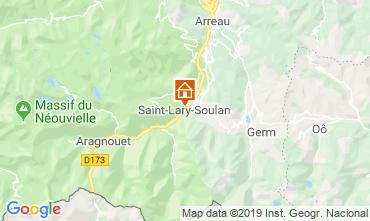 Mapa Saint Lary Soulan Apartamento 40885