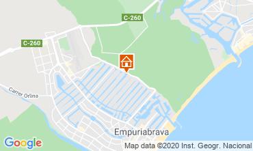 Mapa Ampuriabrava Villa 97067