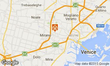 Mapa Venecia Apartamento 57527
