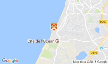 Mapa Biarritz Apartamento 6379