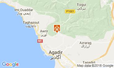 Mapa Agadir Villa 109071