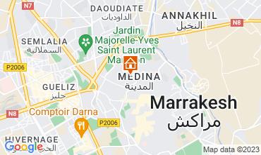Mapa Marruecos Casa 32686