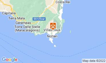 Mapa Villasimius Apartamento 61164