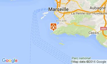 Mapa Marsella Apartamento 104228