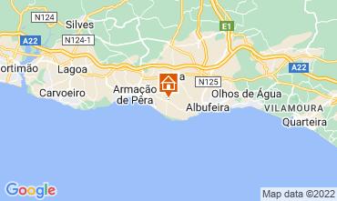 Mapa Albufeira Villa 106497