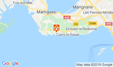 Mapa Marsella Apartamento 84214