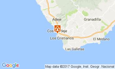 Mapa Playa de las Américas Apartamento 111248