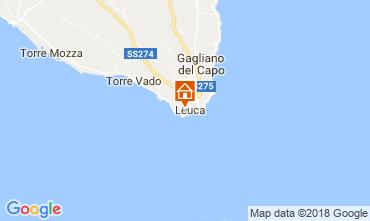 Mapa Santa Maria di Leuca Apartamento 114748