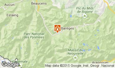 Mapa Luz Saint Sauveur habitaci�n de hu�spedes 97074