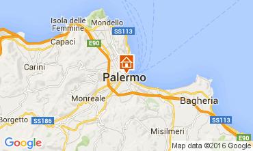 Mapa Palermo Apartamento 103698