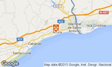 Mapa Altura Casa 55076