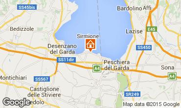 Mapa Sirmione Apartamento 53164