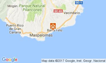 Mapa Maspalomas Apartamento 111198
