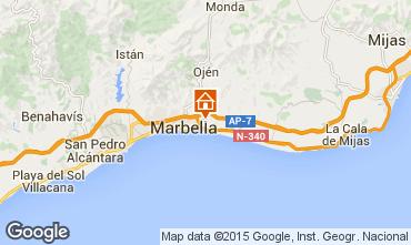 Mapa Marbella Villa 78085