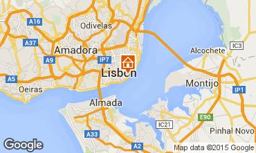 Mapa Lisboa Estudio 55576