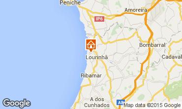 Mapa Lourinh� Villa 67440