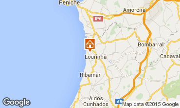 Mapa Lourinhã Villa 67440