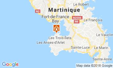 Mapa Trois Ilets Apartamento 116795