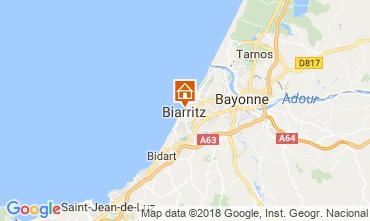 Mapa Biarritz Estudio 112149