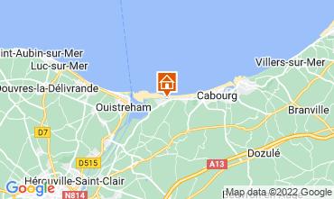 Mapa Cabourg Apartamento 119007