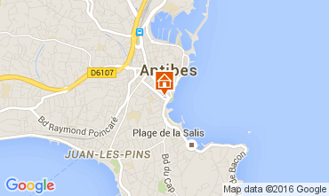Mapa Antibes Estudio 105768