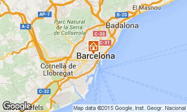 Mapa Barcelona Apartamento 74649
