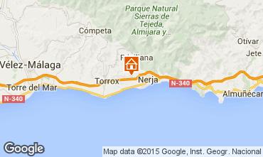 Mapa Nerja Villa 90036