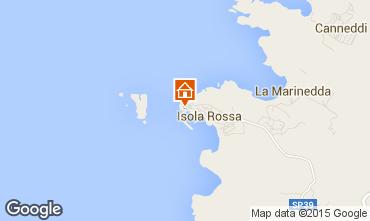 Mapa Isola Rossa Apartamento 85297