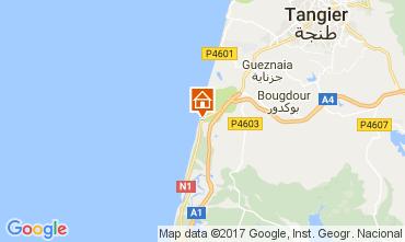 Mapa Tánger Apartamento 111653