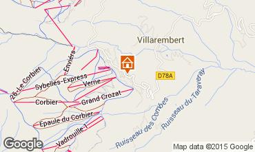 Mapa Le Corbier Estudio 101956