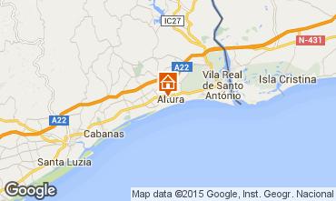 Mapa Altura Villa 84772
