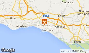 Mapa Vilamoura Villa 38363