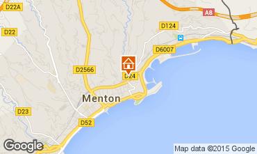 Mapa Menton Apartamento 99643