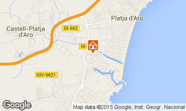 Mapa S'Agar� Apartamento 98875