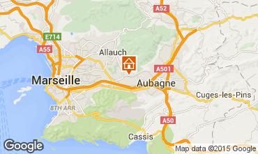 Mapa Marsella Apartamento 62770