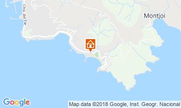 Mapa Rosas Casa 117495