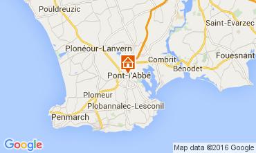 Mapa Pont l'Abb� Casa 90673