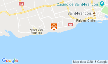 Mapa Saint Francois Villa 102539