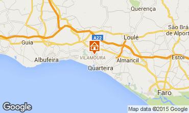 Mapa Vilamoura Villa 16302