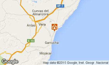 Mapa Vera Apartamento 96650