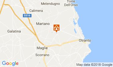 Mapa Otranto habitación de huéspedes 115402