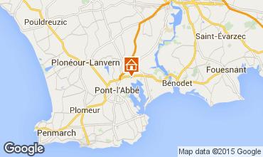 Mapa Pont l'Abb� Mobil home 53456