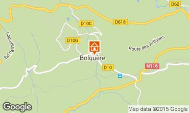 Mapa Bolqu�re Pyren�es 2000 Apartamento 3982