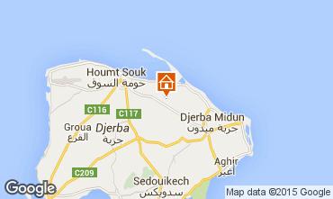 Mapa Djerba Casa 65277