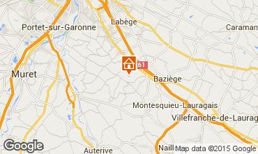 Mapa Tolosa Casa rural 96464